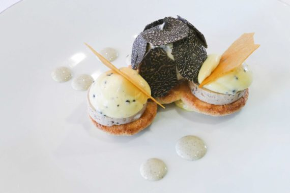 dessert truffe