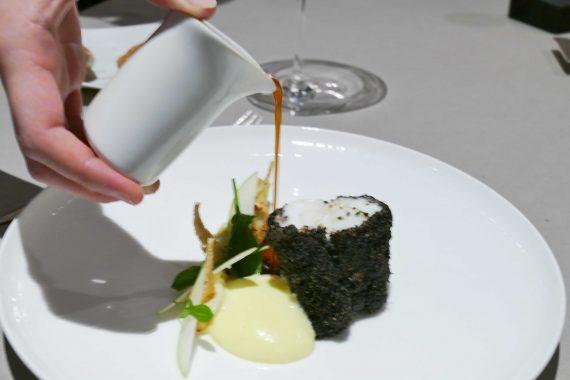 Panais nourri au beurre de Cazette Jerome Nutile