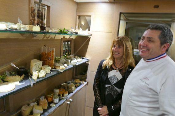 Cave à fromage Jerome Nutile