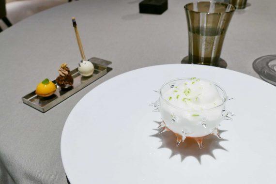 Gelée pré dessert Jerome Nutile