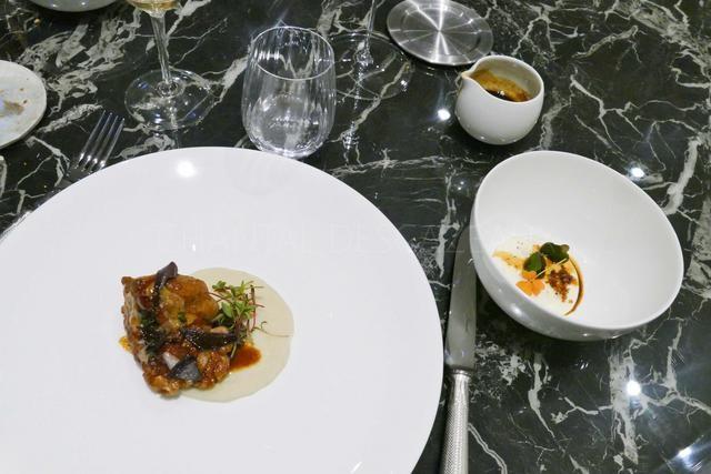 Restaurant La Table de Montaigne - Bordeaux - Younesse Bouakkaoui