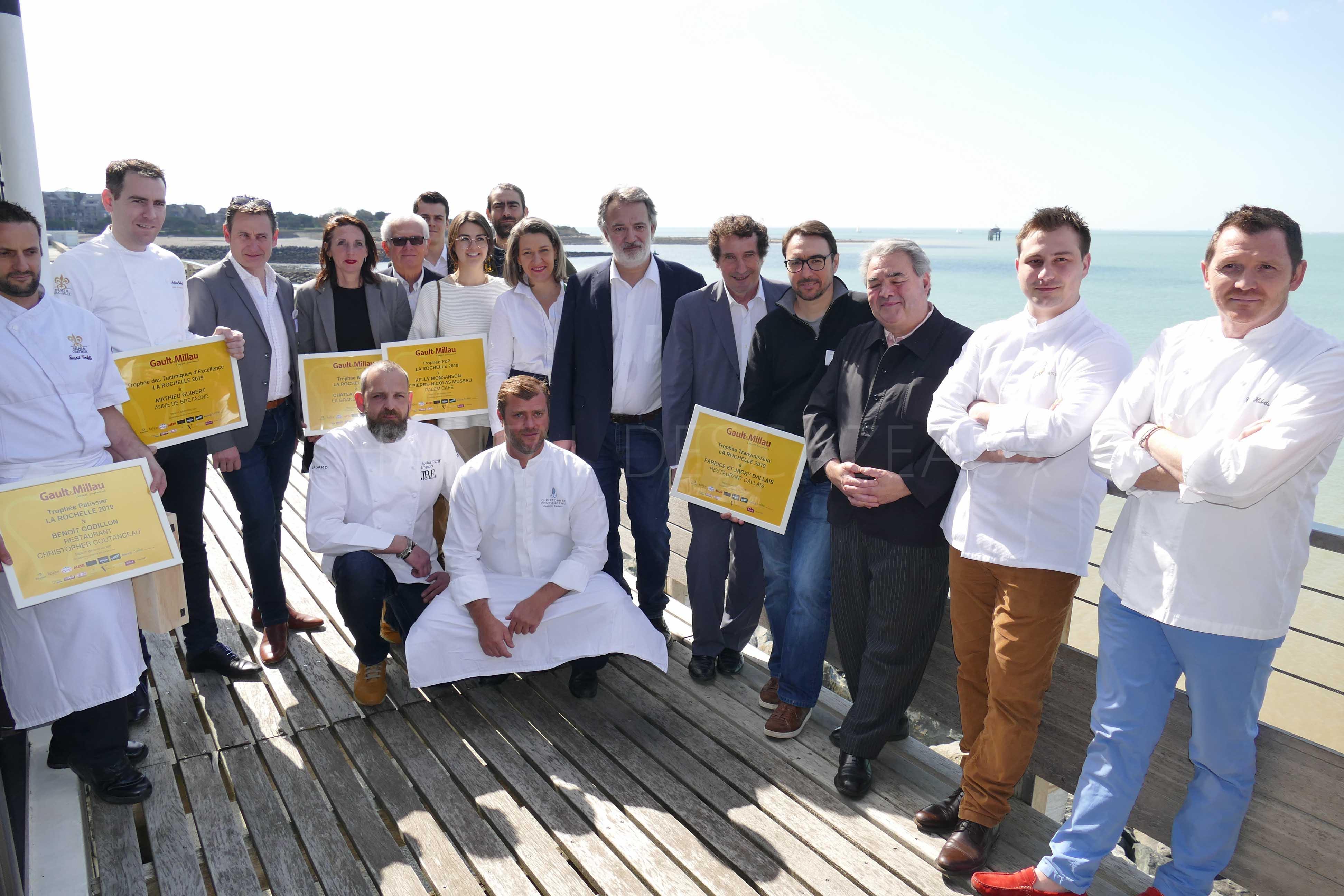 Gault&Millau Tour La Rochelle - Les Trophées