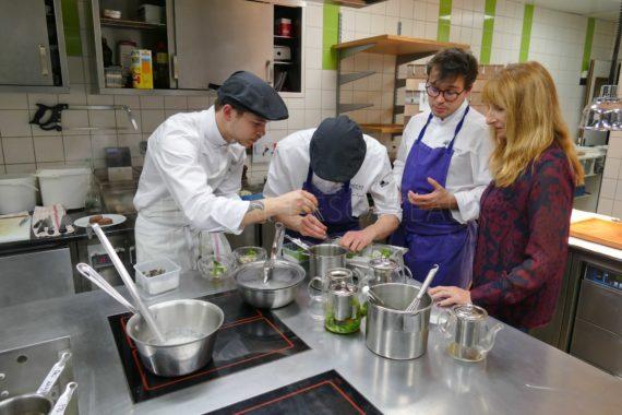 cuisine restaurant Adrien Descouls