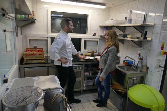 cuisine Pressoir Argent