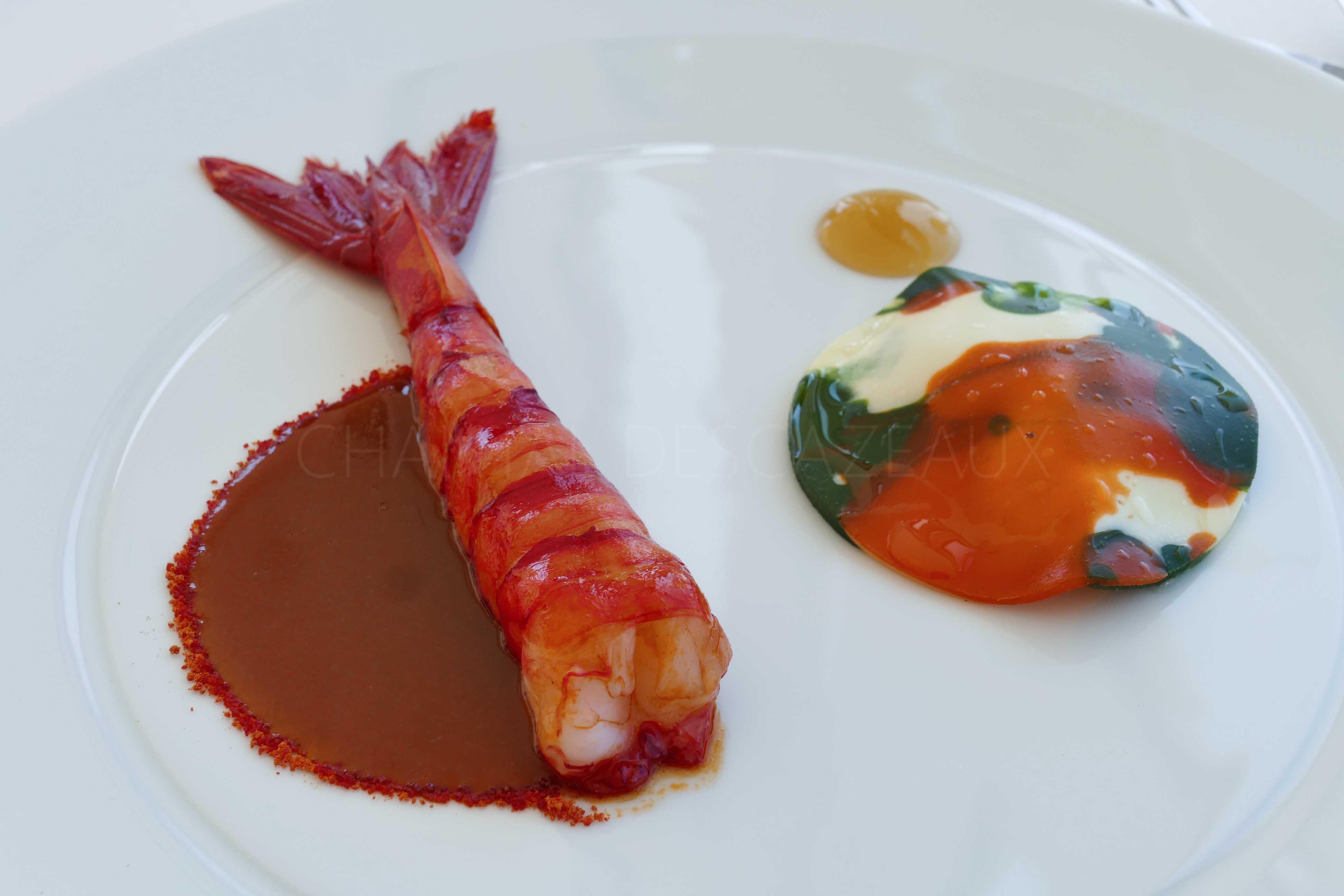 Restaurant Lalique - Château Lafaurie-Peyraguey pour une nouvelle envolée gastronomique
