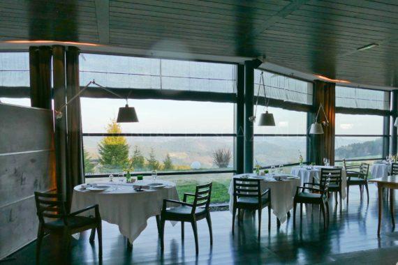 salle restaurant Marcon