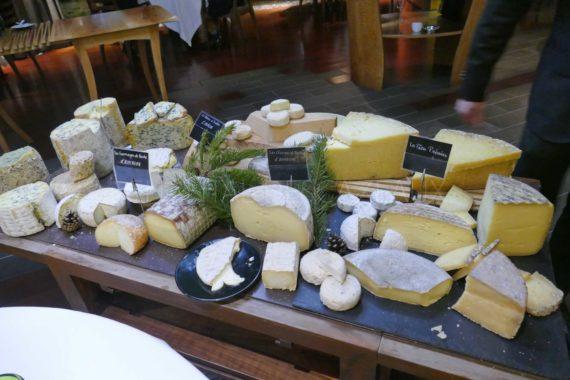 fromages Régis Marcon