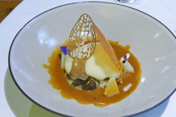 dessert Régis Marcon