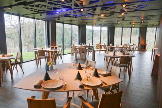 salle restaurant Serge Vieira