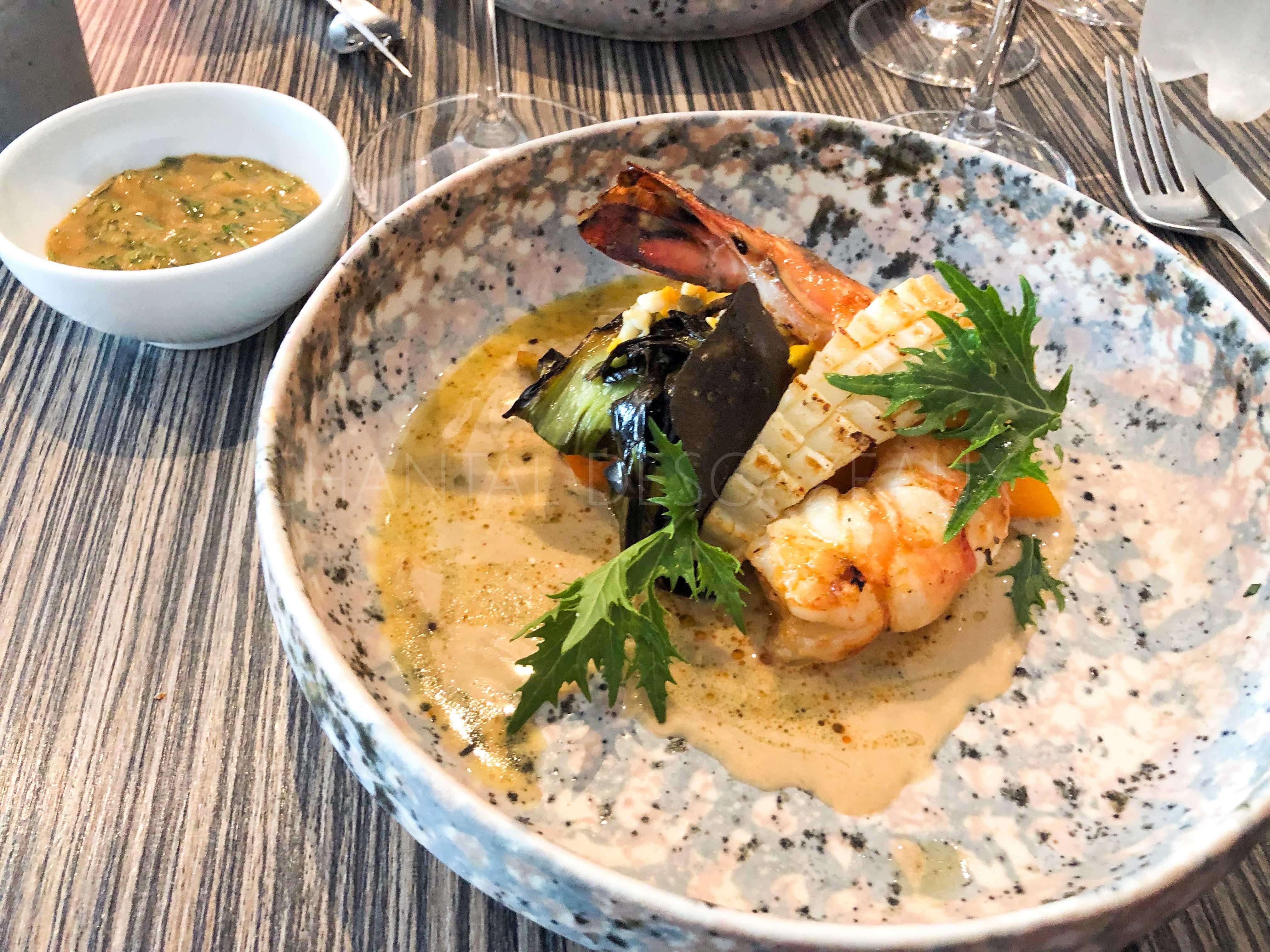 Déjeuner au Restaurant Racines - Bordeaux