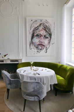 restaurant Chateau de la Gaude