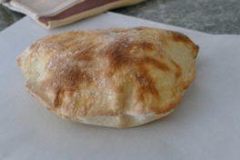 cuisson au four du pain pita