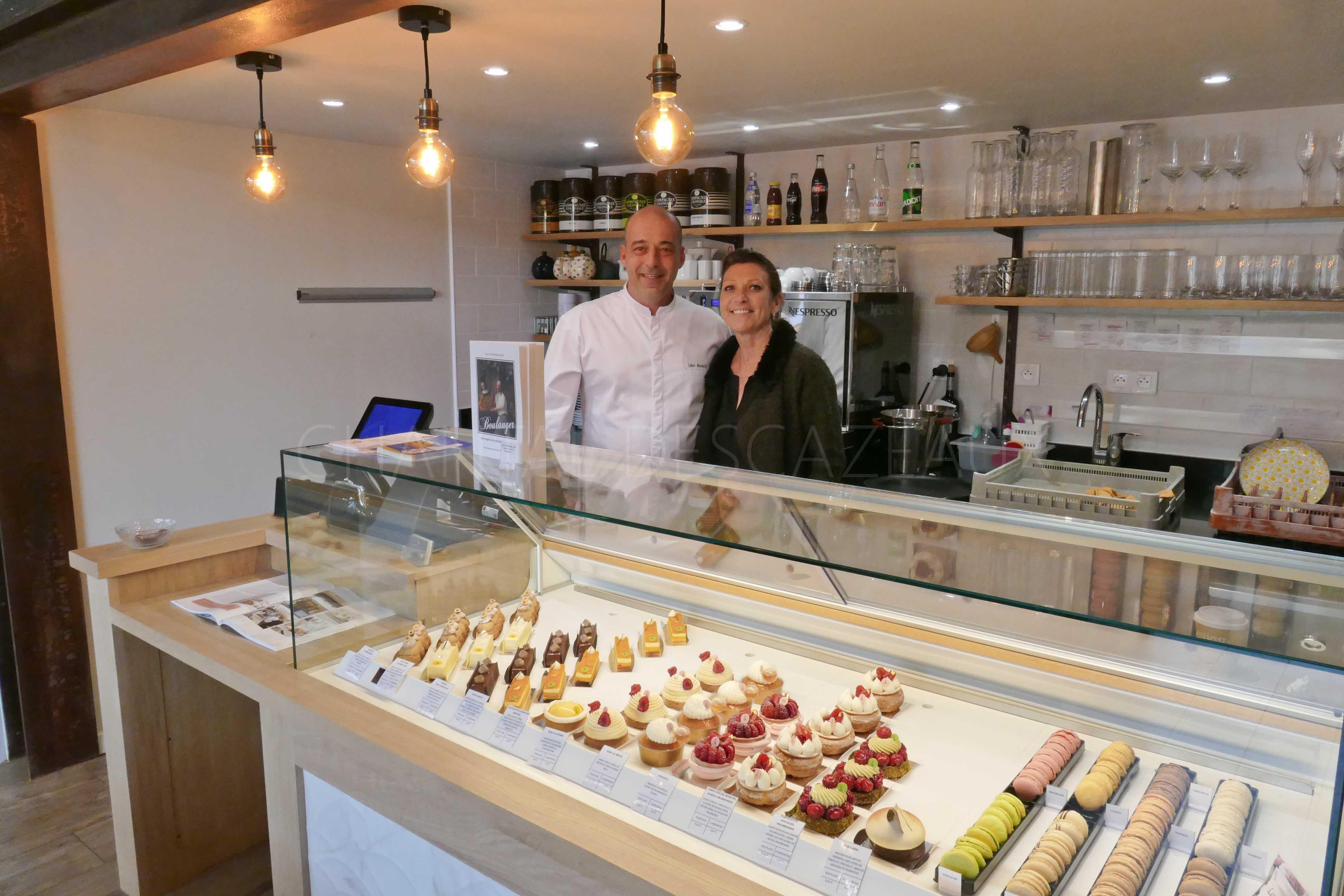 Lilian Bonnefoi - Pâtisserie à Antibes