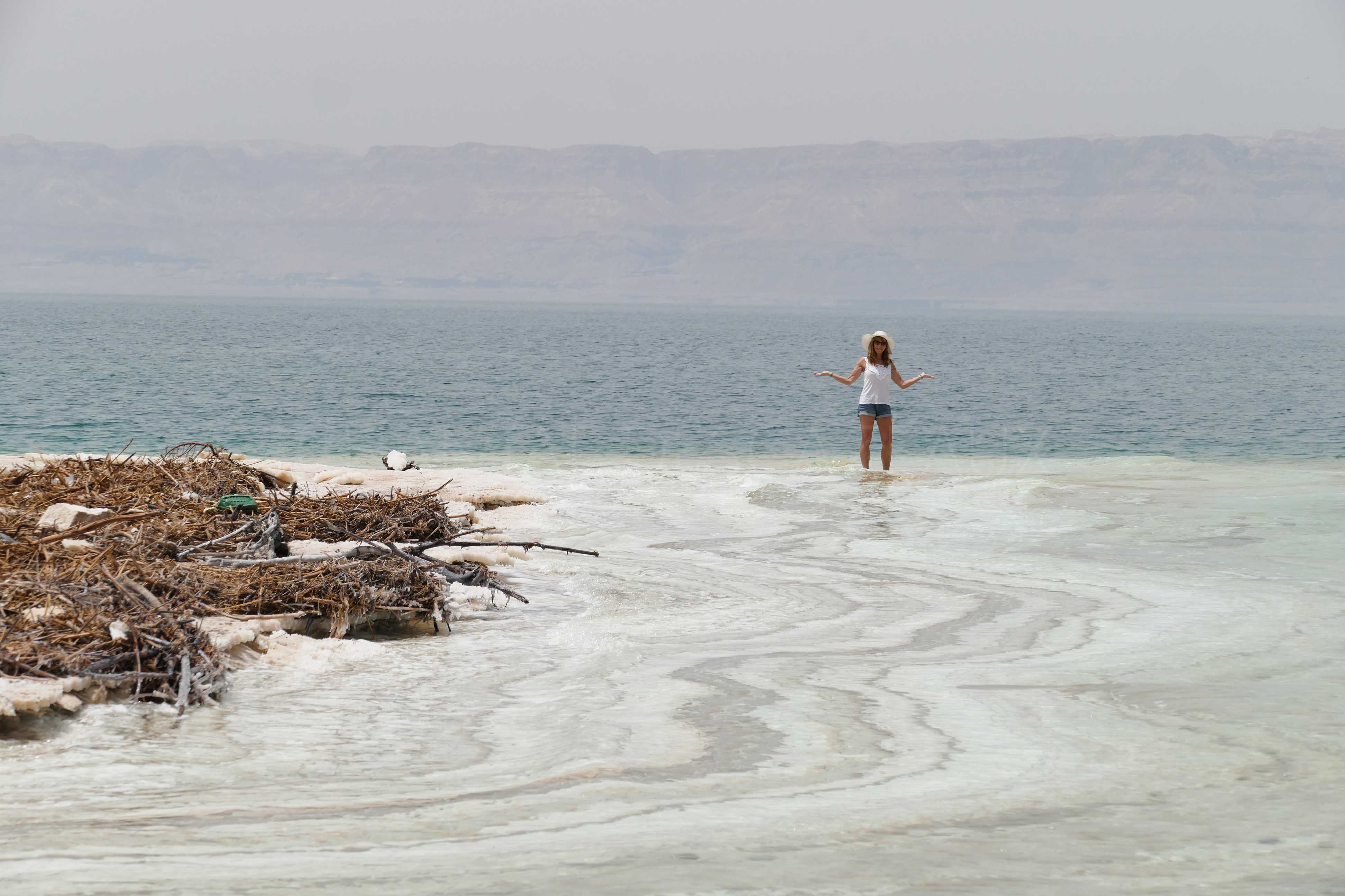 Mer Morte et Mer Rouge pour un dernier regard sur la Jordanie