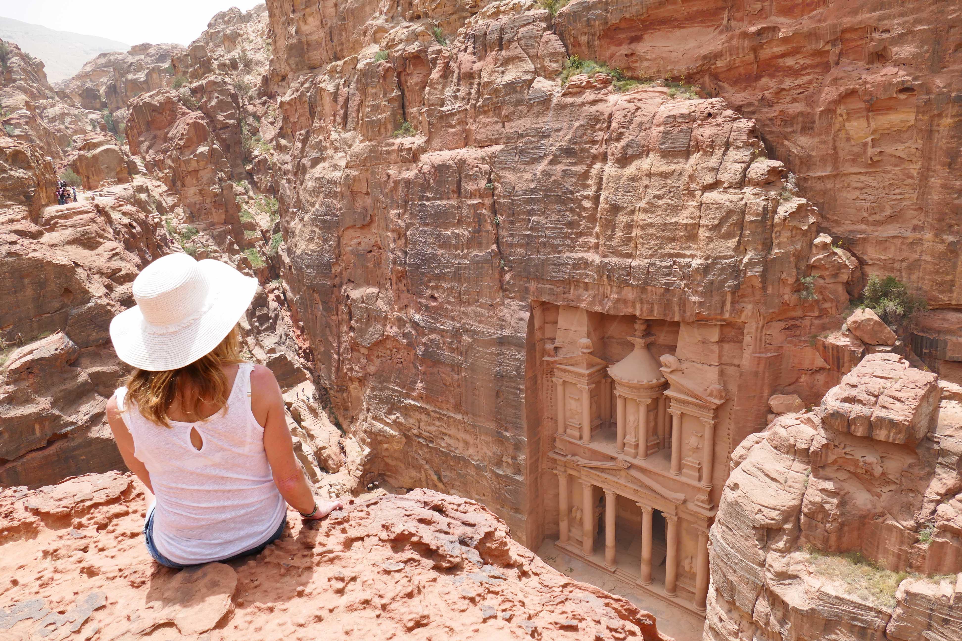 Pétra, le joyau de la Jordanie - Voyage en Jordanie