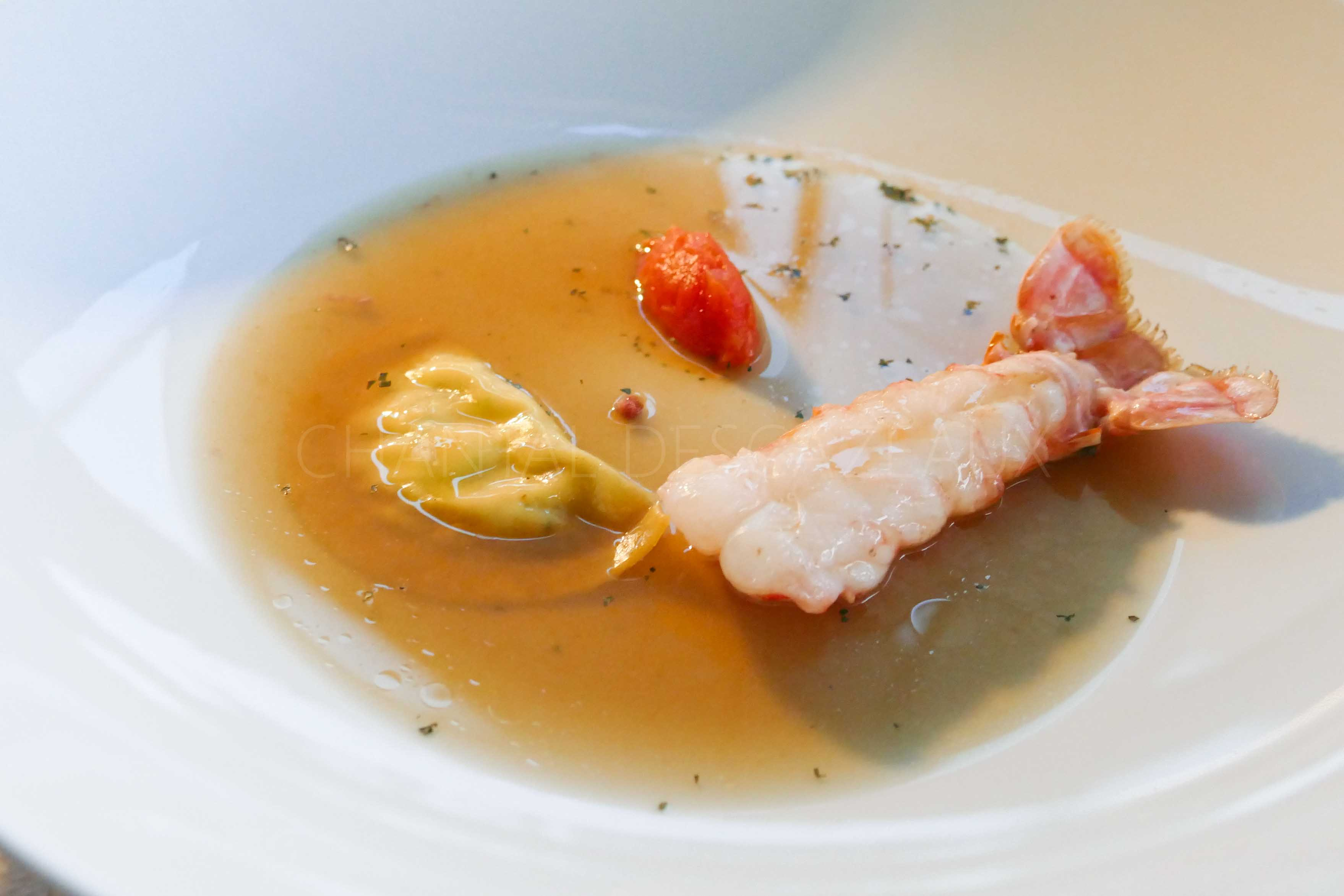 langoustine restaurant les Pêcheurs