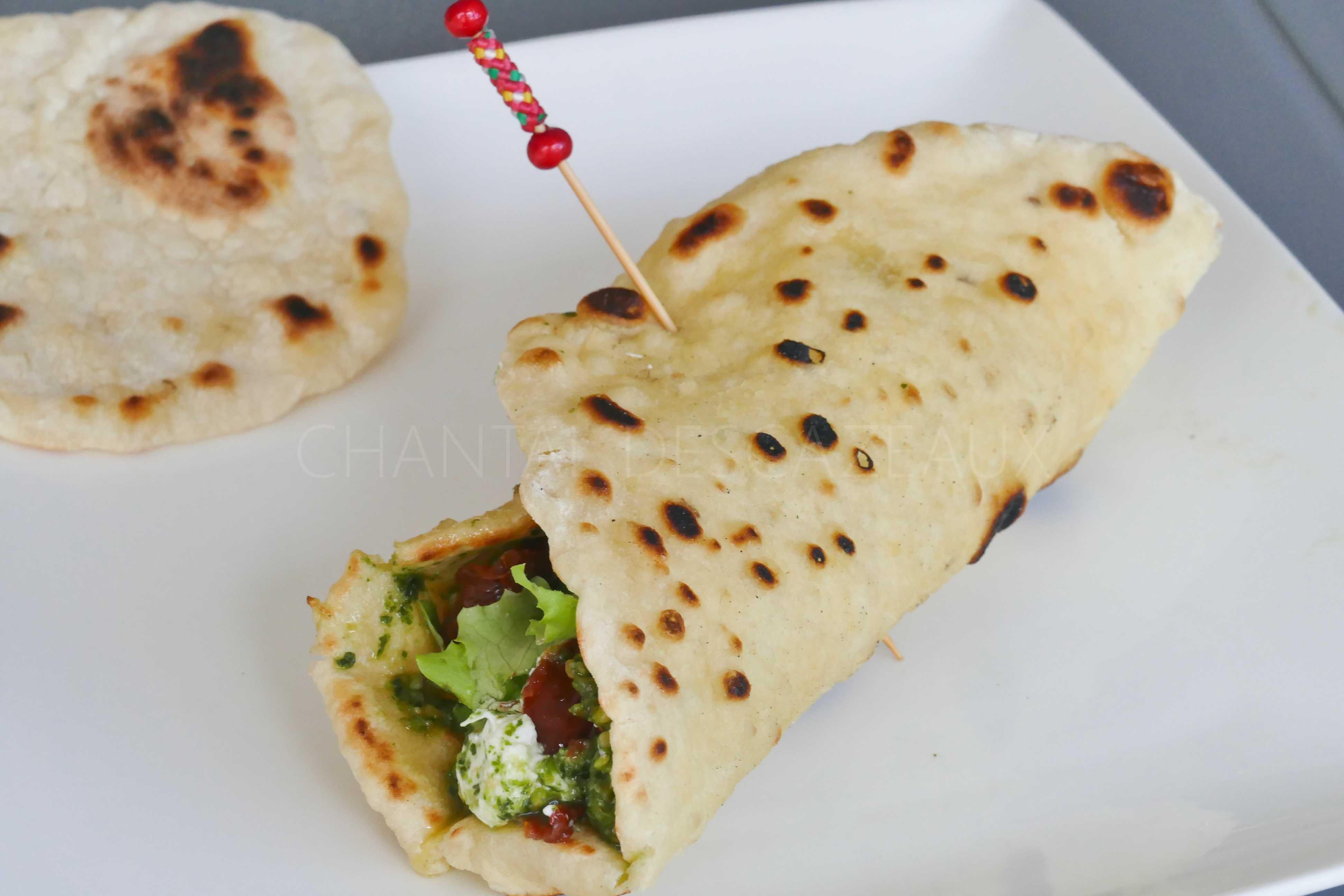 Pain Pita - Pain libanais