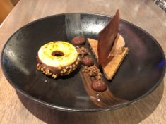 Dessert Canopee Café Merignac