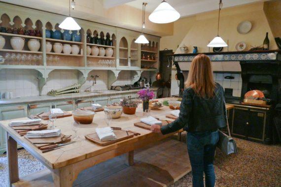 cuisine la Mirande