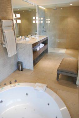 salle de bains Suite Executive