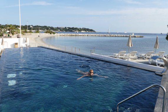 piscine Cap d Antibes Beach Hotel
