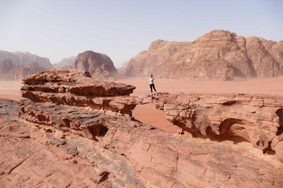 arche Wadi Rum