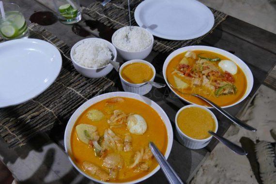 Restaurant Atins - Moqueca