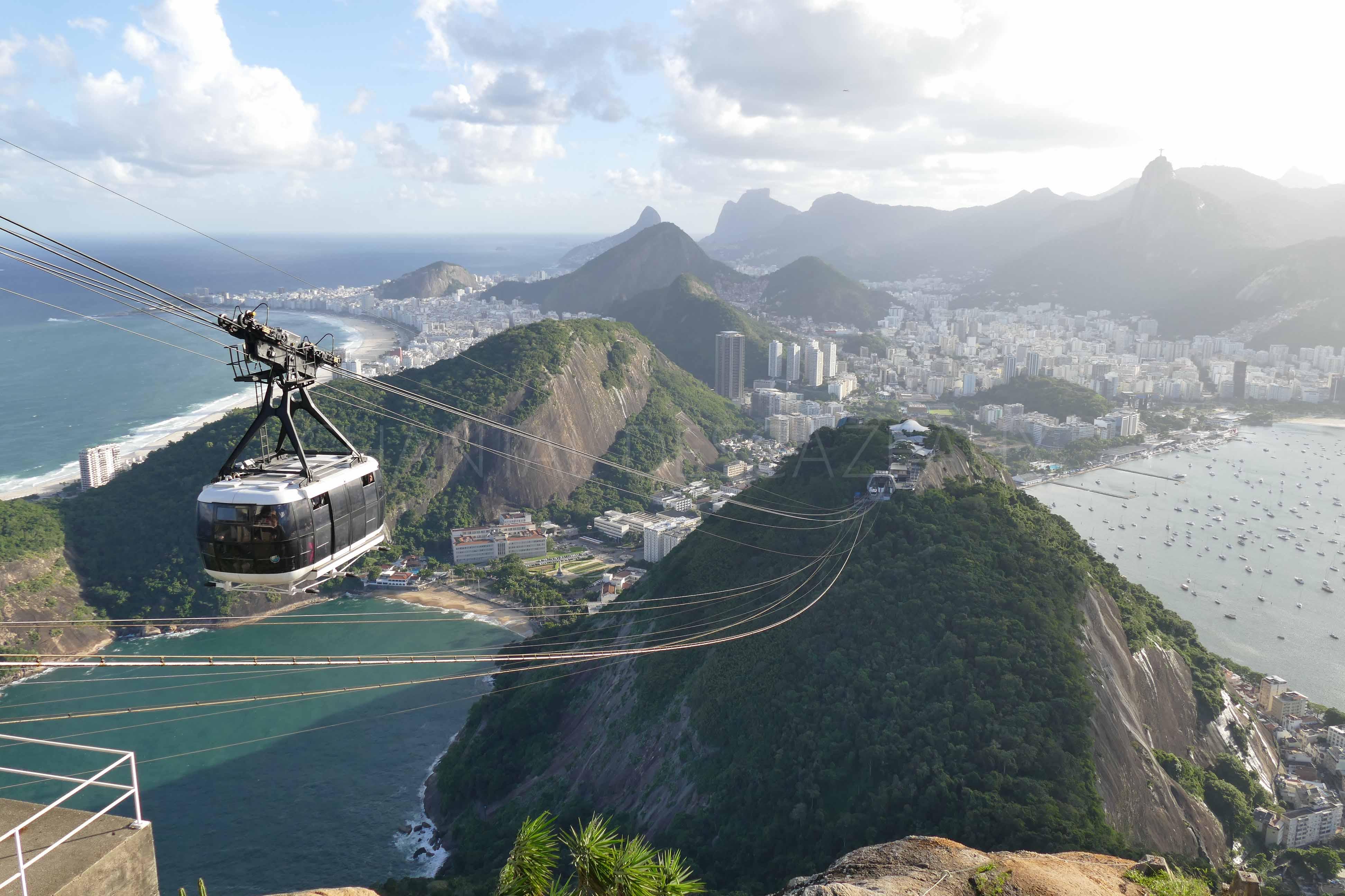 Visiter Rio de Janeiro - Voyage au Brésil