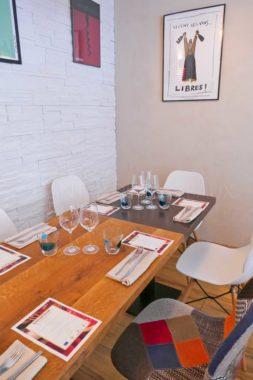 Restaurant italien Tentazioni Bordeaux