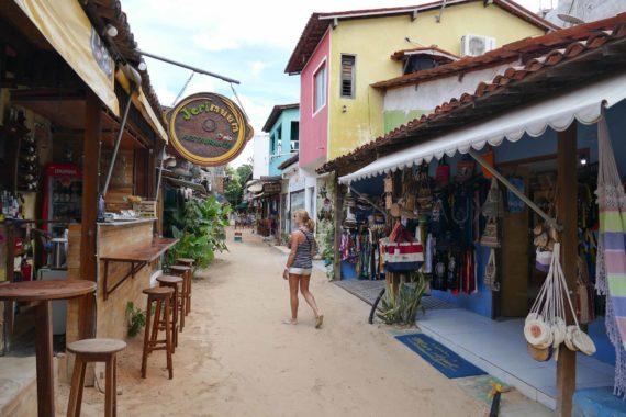Jéricoacoara - Nordeste Brésil