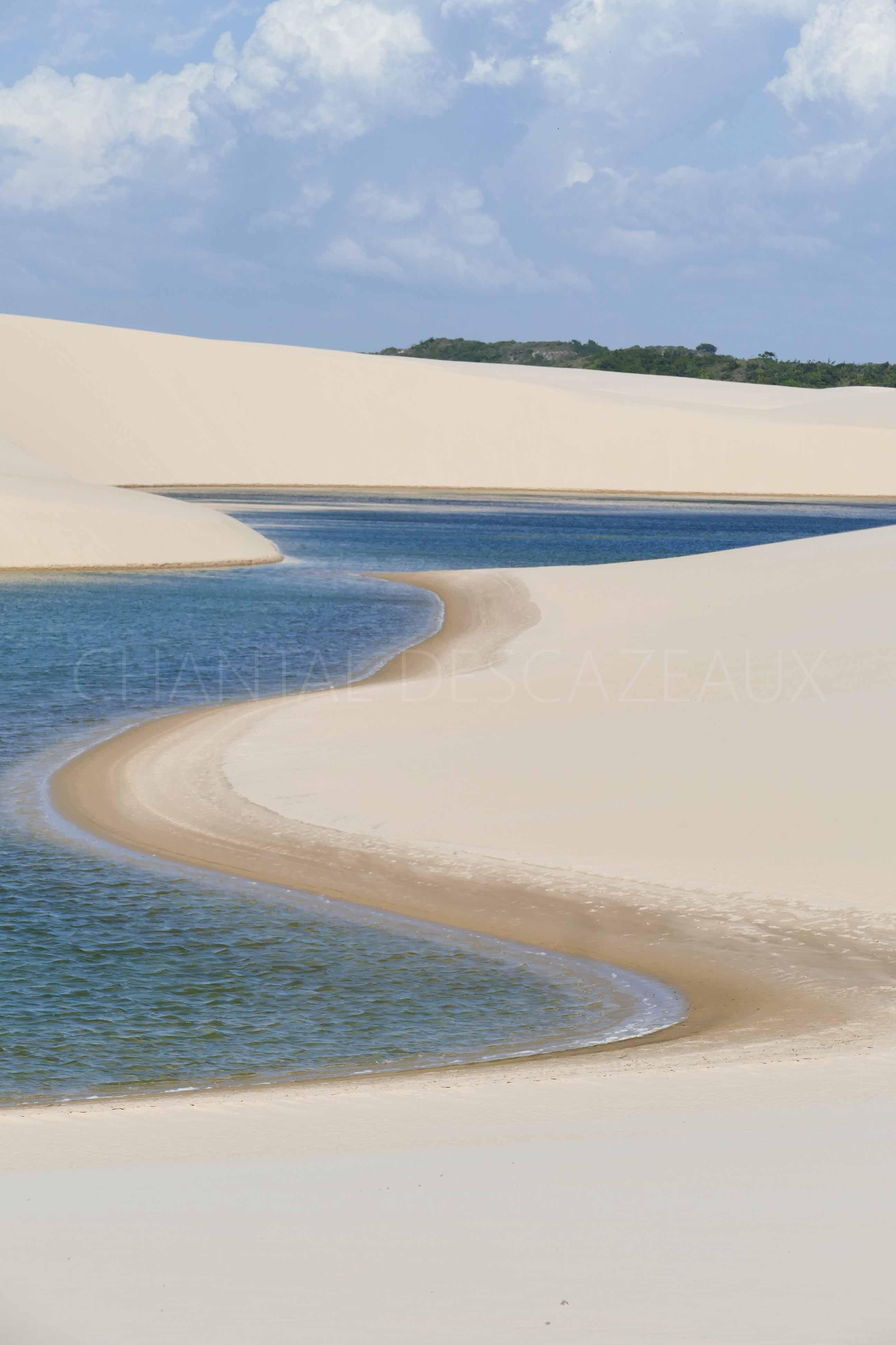 Parc des Lençois - Nordeste Brésil