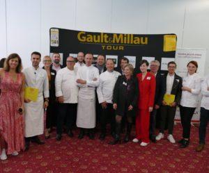 Gault&Millau Tour Ouest - Le Trophée des Chefs