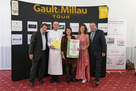 Gault&Millau Tour Ouest - Christophe Hay