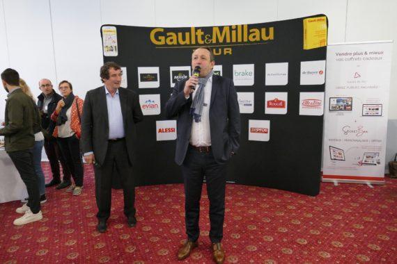 Jacques Bally directeur du Gault&Millau