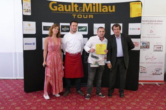 Gault&Millau Tour Ouest -