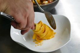 Recette Tagliatelles homard