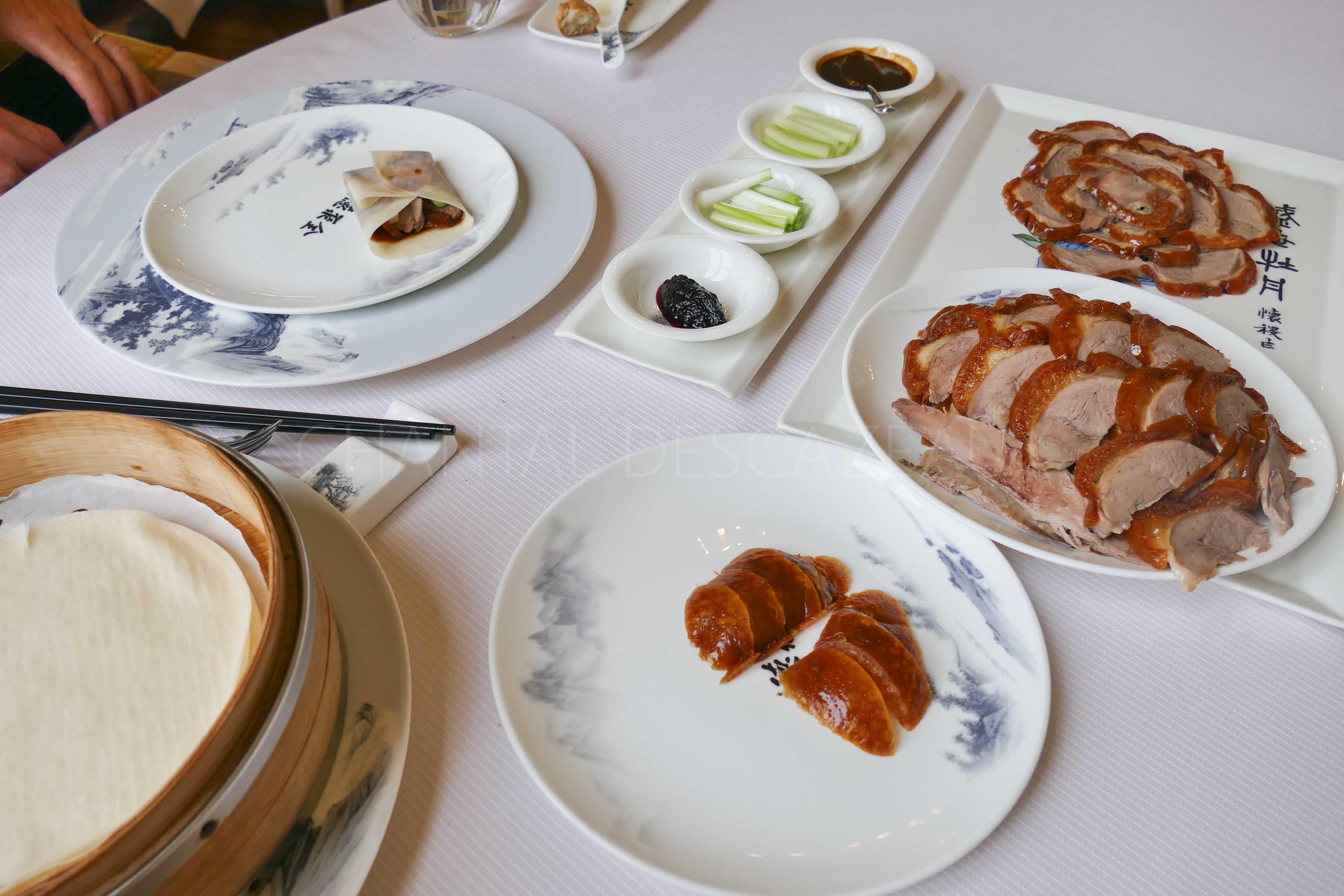 QUANJUDE - L'Art du canard laqué à Bordeaux