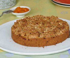 Sbriciolata - Gâteau italien à la Ricotta