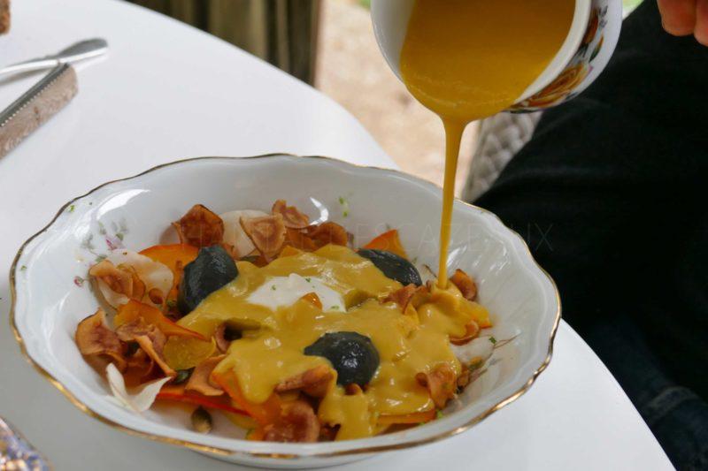 Légumes du potager - Moulin d'Alotz