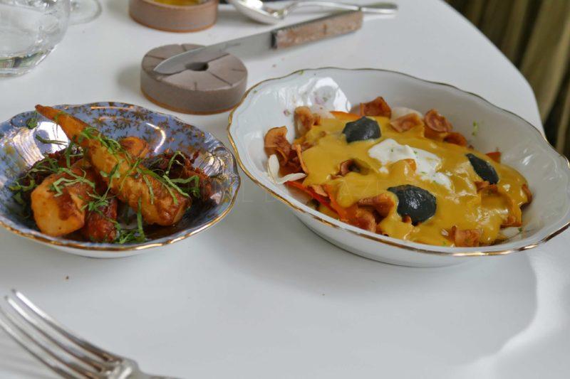 Légumes du potager - Restaurant Moulin d'Alotz
