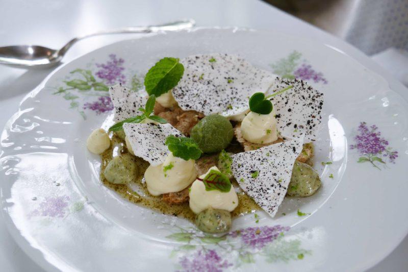 Dessert végétal Fabrice Idiart