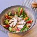 Salade d'automne – Cèpes, noix, figues