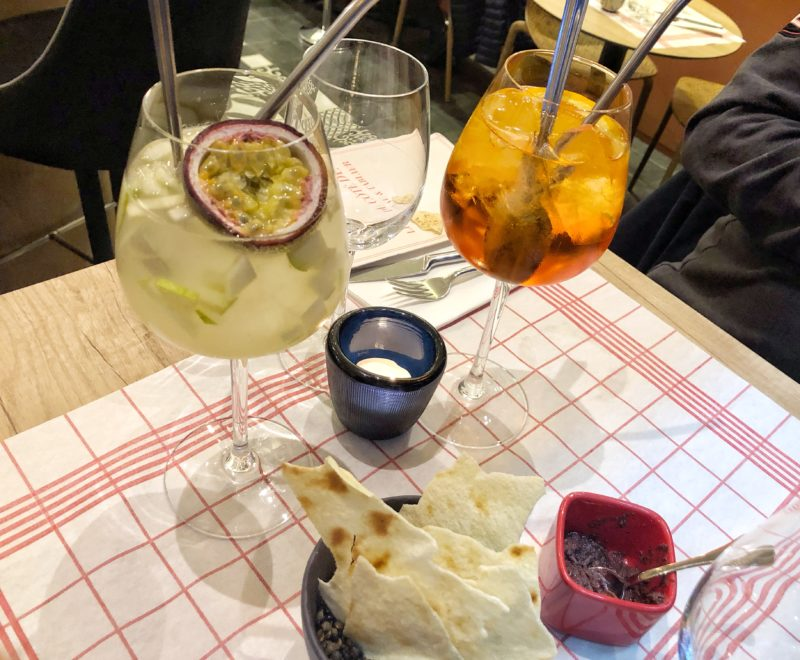 Restaurant Olive et Artichaut