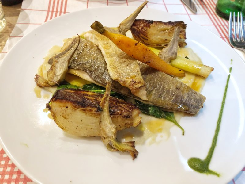 Restaurant Olive et Artichaut - Nice