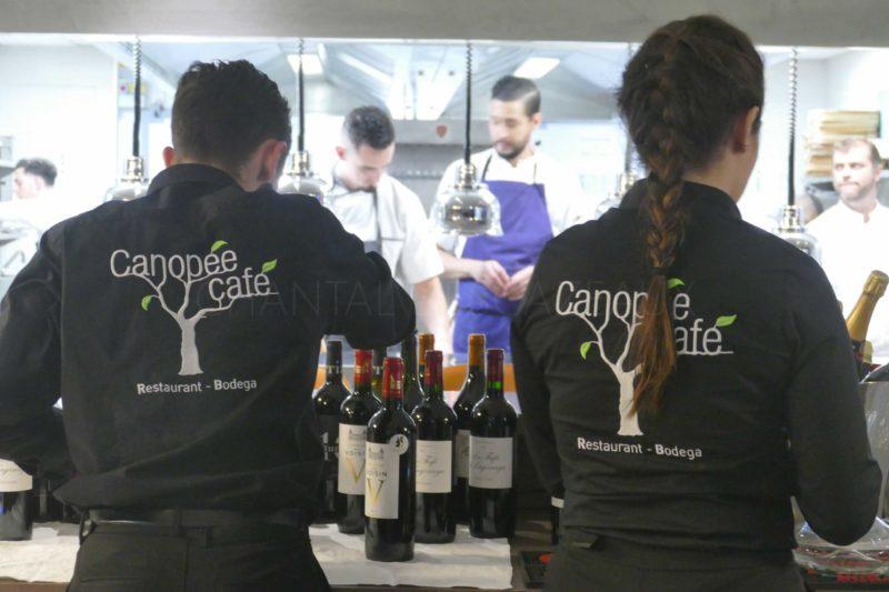 Canopée café Mérignac