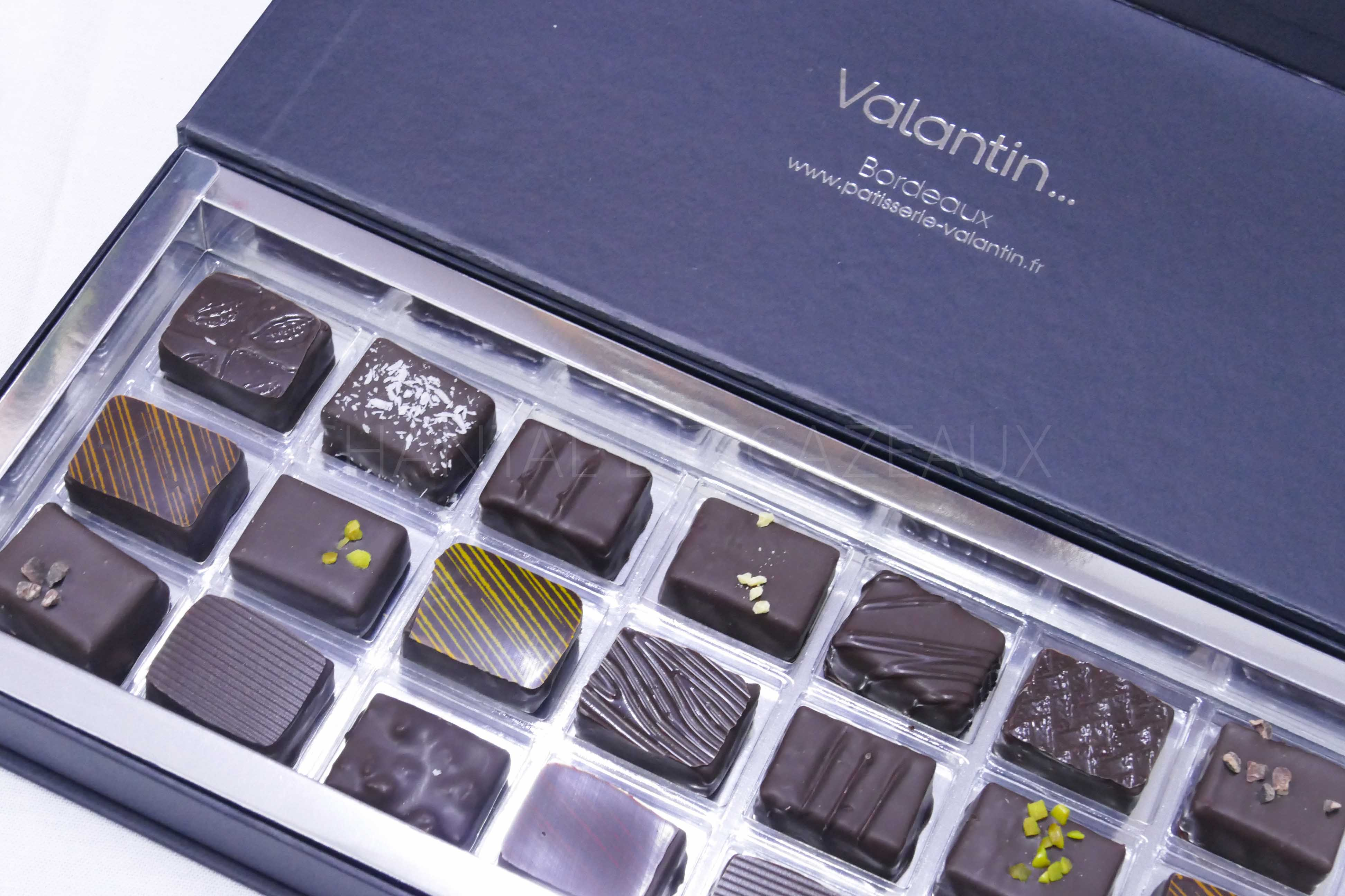 choclats Noël Valantin