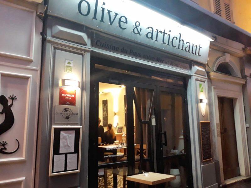 Restaurant Olive&Artichaut