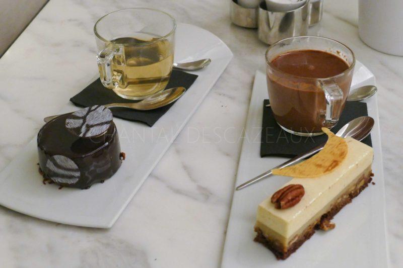 Salon de thé Jérôme de Oliveira Cannes
