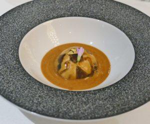 Nouveau dîner au Restaurant LALIQUE - Château Lafaurie-Peyraguey