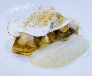 Restaurant SOLENA - Victor Ostronzec - Bordeaux